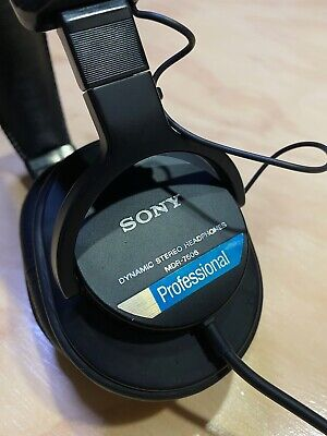 AU83 • Buy Sony MDR-7506 Stereo Professional Sound Monitoring Headphones