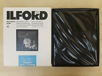Ilford Photographic Paper 8  X 10  Pearl Multigrade RCCooltone 44M • 0.99£