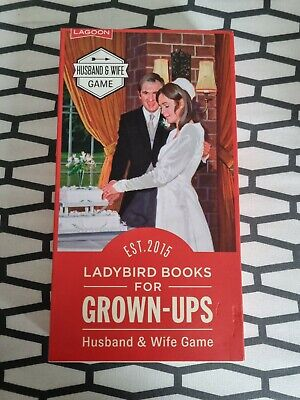 Ladybird Books For Grown Ups - Husband And Wife Game • 0.99£