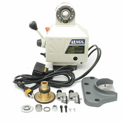 £369 • Buy Power Feed Attachment For Milling Machines X Axis 240 V  AL510SX Bridgeport Etc