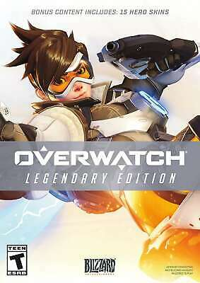 AU11.07 • Buy OVERWATCH - Legendary Edition - PC