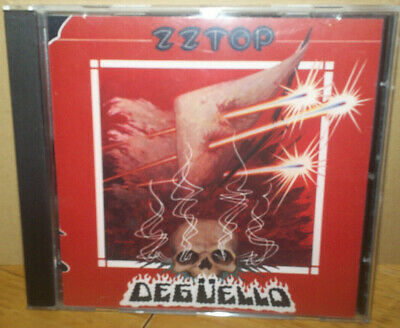 AU8.10 • Buy ZZ Top - Deguello - CD