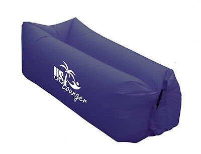 £13.95 • Buy Adult US Air Lounger Fast Inflatable Portable Outdoor Or Indoor Lazy Camping Bed