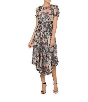 AU250 • Buy Zimmermann Radiate Ruffle Dress 0
