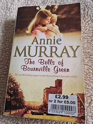 The Bells Of Bournville Green By Annie Murray (Paperback, 2008) • 1.45£