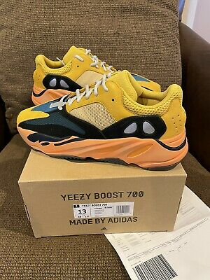 $ CDN1197.71 • Buy Adidas Yeezy Boost 700 Sun GZ6984 Size 13 In Hand  100% Authentic With Receipt