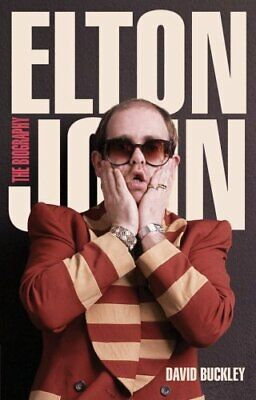 £3.29 • Buy Elton John: The Biography By David Buckley Paperback Book The Cheap Fast Free