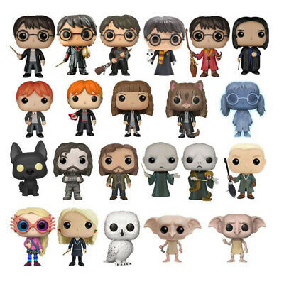 Funko POP Harry Potter Draco Malfoy Moaning Myrtle Exclusive Action Figure Toys • 12.99£