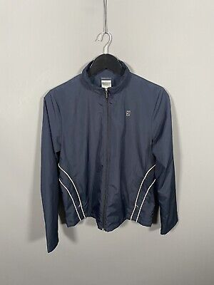NIKE RETRO Track Top - Small UK8/10 - Navy - Great Condition - Women's • 24.99£