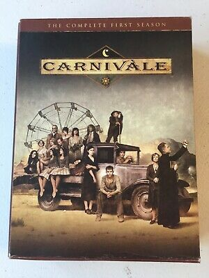 Carnivale - The Complete First Season (DVD, 2004, 6-Disc Set)  • 9.30£