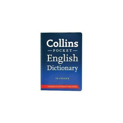 £3.99 • Buy Collins Pocket English Dictionary By Paikedy Hardback Book The Cheap Fast Free
