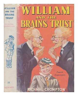 William And The Brains Trust / By Richmal Crompton ; Illustrated By Thomas Henry • 39.30£