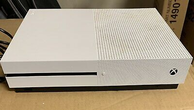AU10.50 • Buy Faulty Microsoft Xbox One S 500gb Console
