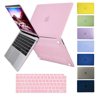 $17.99 • Buy  Apple Hard Case For 2020 2021 MacBook Pro Air M1 Pro 13 15 Inch  Shell Cover