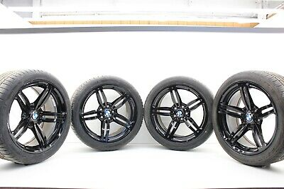 $1355.69 • Buy 19  WHEELS RIMS TIRES BMW FIT  M4 M3 437m M3 M5 Sport 19  STAGGERED 8609486095