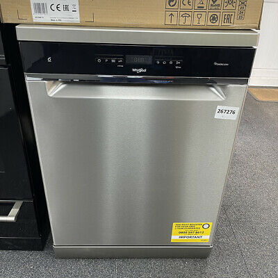 View Details Whirlpool WFO 3O41 PL X Full Size Dishwasher - A+++ Rated - Inox • 349.99£