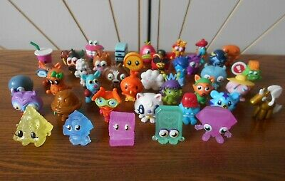 £9.99 • Buy MOSHI MONSTERS Lot Of 40 Mini Character Toy Figures As Shown VTG No Doubles