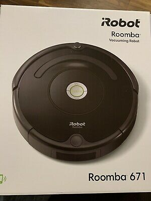 IRobot Roomba 671 Robot Vacuum Wi-Fi With Wall Barrier Free Shipping USA • 89.41£