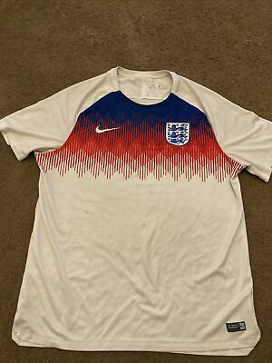 Official England Training Top / Nike  Dri-fit XL • 5.79£