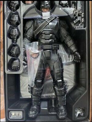 $ CDN447.75 • Buy Hot Toys 1/6 Batman V Superman Mms356 Armored Black Chrome Version