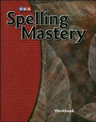 AU32.95 • Buy NEW Spelling Mastery 2007 Edition - Student Workbook - Level F  By McGraw Hill