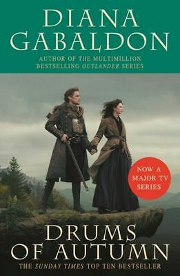 AU23.90 • Buy NEW Drums Of Autumn By Diana Gabaldon Paperback Free Shipping