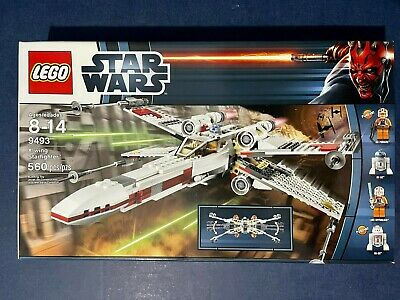 £144.05 • Buy Lego Star Wars 9493 X-Wing Starfighter New In Box Sealed Retire