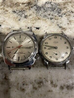 Lucerne And Lanco Watches Spares Repair • 4£