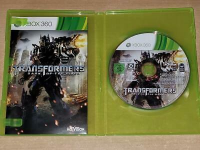 £5.39 • Buy Transformers Dark Of The Moon Xbox 360 UK PAL (No Cover) **FREE UK POSTAGE**