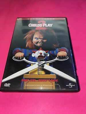 £3.53 • Buy Childs Play 2 (DVD, 1999, Widescreen)