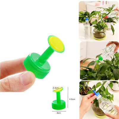 £1.89 • Buy Pot Watering Bottle Water Cans Small Sprinkler Nozzle Head Plastic Portable Home