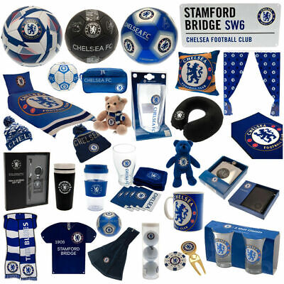 £13.41 • Buy Chelsea F.C. Multi Listing Official Merchandise Ideal BIRTHDAY CHRISTMAS GIFTS