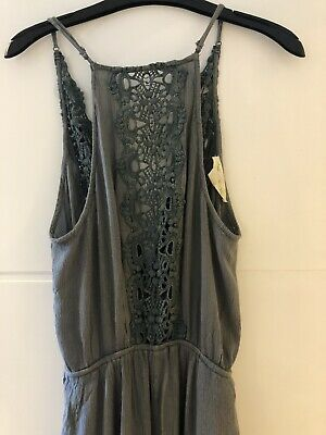 Urban Outfitters Jumpsuit With Lace Detail XS • 1.80£