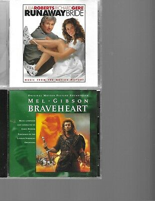 $ CDN2.84 • Buy LOT OF 5 MOTION PICTURE (MOVIE) SOUNDTRACK CDs
