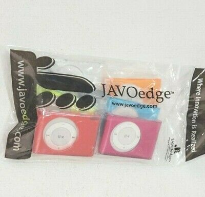 £5.66 • Buy JAVOedge Plastic Cases For IPod Shuffle (Gen 2) - Package Of 7 Various Colors