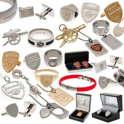 £334.15 • Buy Arsenal F.C. Jewellery Executive Official Merchandise BIRTHDAY CHRISTMAS GIFTS