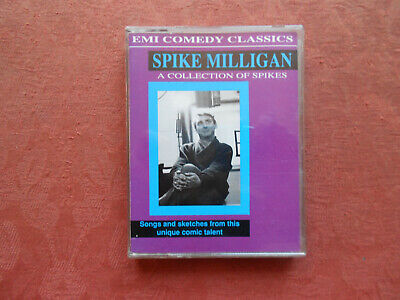 Audio Book  Cassette - A Collection Of Spikes - Spike Milligan • 2.10£