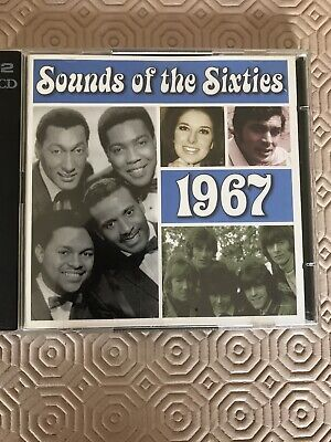 Sounds Of The Sixties - 1967 Cd X2 Double Time Life 36 Tracks • 5£