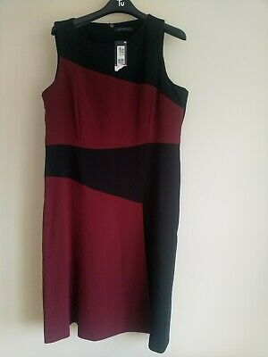 AU6.32 • Buy Work Dress Size 20