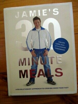AU5.90 • Buy Jamie Oliver - 30 Minute Meals