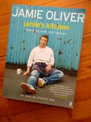 AU5.90 • Buy Jamie Oliver  - Jamie,s Kitchen