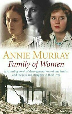 Family Of Women By Murray, Annie Book The Cheap Fast Free Post • 101.99£