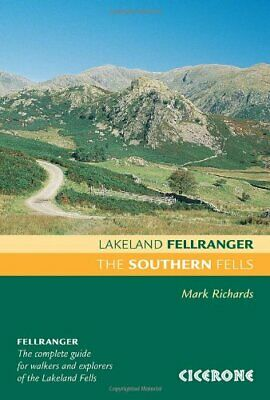 The Southern Fells (Lakeland Fellranger) By Mark Richards Paperback Book The • 17.99£