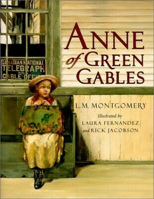Anne Of Green Gables: 01 (Anne Of Green Gables N... By Montgomery, L.M. Hardback • 7.99£