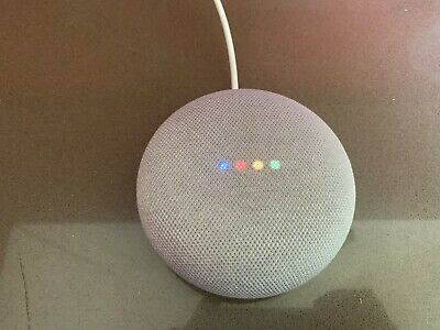 AU39 • Buy Google Home Mini Smart Assistant + Charger