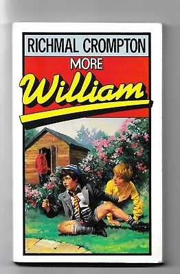 More William By Richmal Crompton Paperback 1983  • 1.50£