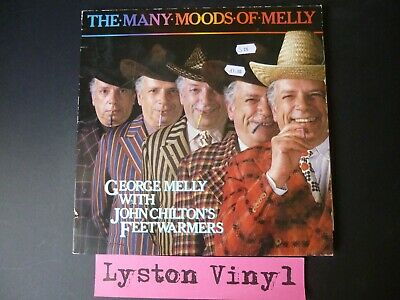 £7.75 • Buy George Melly - The Many Moods Of Melly 12  Vinyl LP