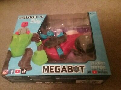 StikBot MegaBot Turbo Cycle • 8£