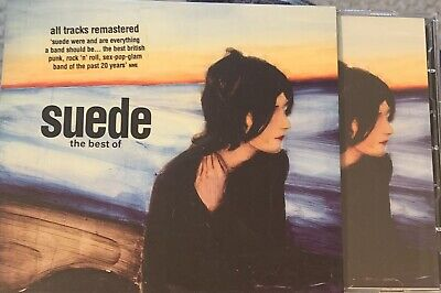 Suede The Best Of 2CD Plus Outer Cover 2010 Suecd01 • 2.77£