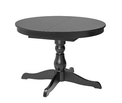 Black Extending Dining Table And Chairs • 100£